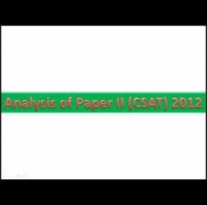 CSAT 2013