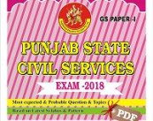 Punjab PCS Book