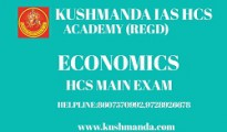 ECONOMICS MAIN TEST SERIES