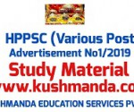HPPSC NOTES