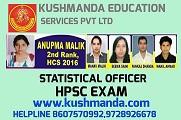 statistical officer hpsc notes