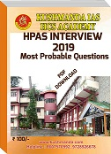 hpas interview book PDF