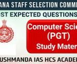 HSSC COMPUTER SCIENCE PGT BOOK PDF