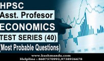 HPSC-TEST-SERIES-ASST-PROFESSOR-ECONOMICS