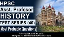 HPSC-TEST-SERIES-ASST-PROFESSOR-HISTORY