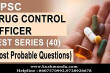 HPSC-TEST-SERIES-DRUG-CONTROL-OFFICER