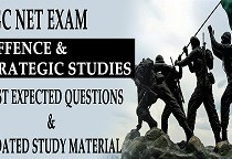 UGC-NET-DIFFENCE-AND-STRATEGIC-STUDIES