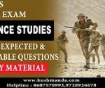 UPPCS MAIN DEFENCE STUDIES BOOK  PDF