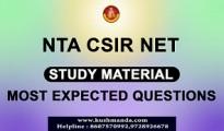 NTA-CSIR-NET-book