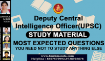 DEPUTY-CENTRAL-INTELLIGENCE SYLLABUS