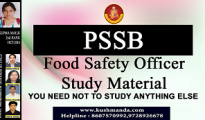 PSSB-Food-Safety-Officer pattern