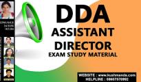 DDA-assistant-director-book 2020