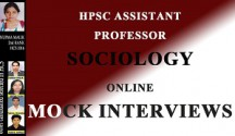 sociology interview