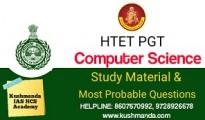 HTET PGT COMPUTER SCIENCE