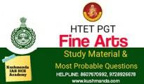 HTET PGT FINE ARTS