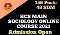 HCS SOCIOLOGY online COURSE
