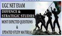 UGC NET DEFENCE STUDIES
