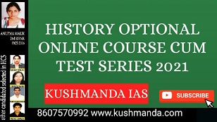 history optional online course